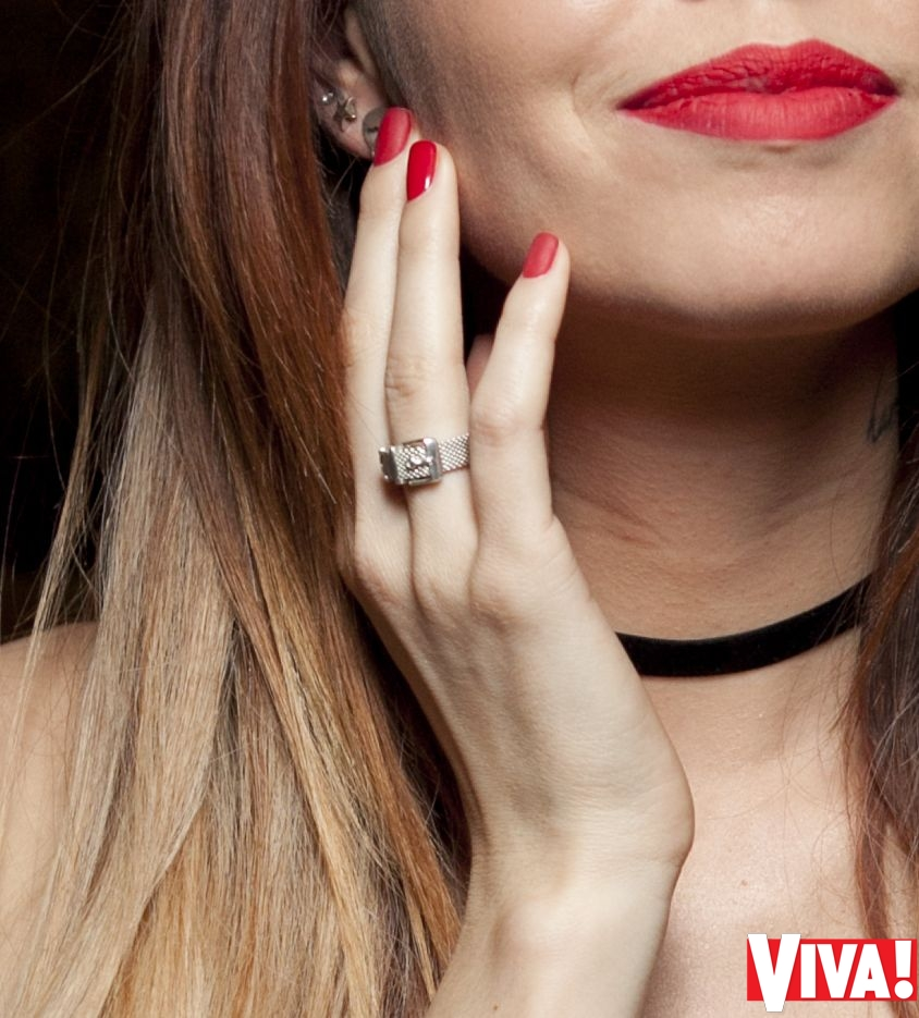 обручальное кольцо ани лорак
