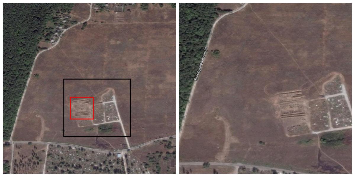 Около 5000 боевиков «ДНР» похоронены в Донецке (ФОТО, ВИДЕО), фото-1