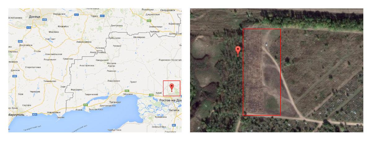 Около 5000 боевиков «ДНР» похоронены в Донецке (ФОТО, ВИДЕО), фото-3