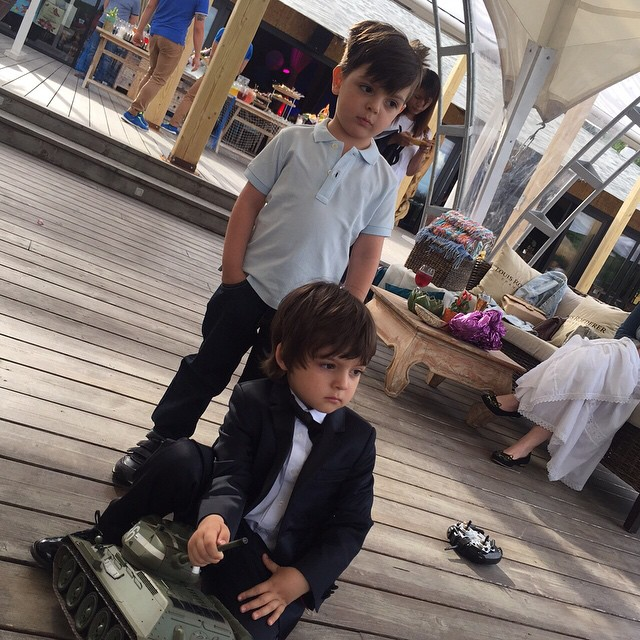 дети киркорова фото инстаграм