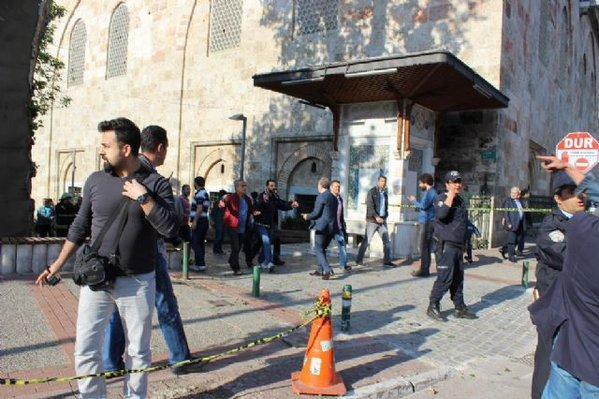 Втурецком городе Бурса подорвалась террористка-смертница