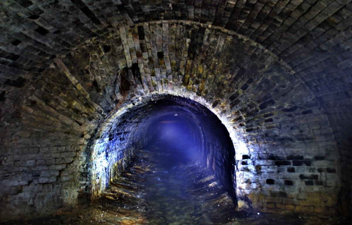 подземная река глубочица