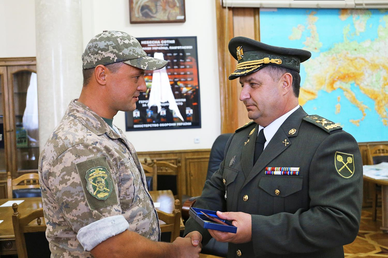 Новая украинская форма военнослужащих фото