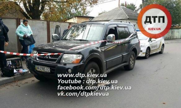 ВКиеве шофёр напал наполицейского иотобрал унего оружие