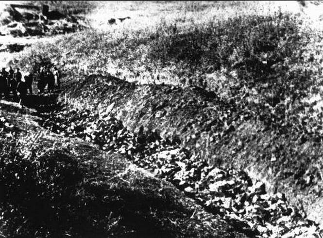 Кто убил 621 член оун в бабьем яру
