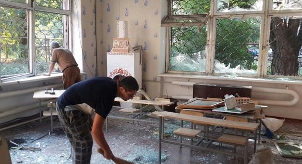 Взрыв боеприпасов в завоеванной Макеевке сломал 7 школ