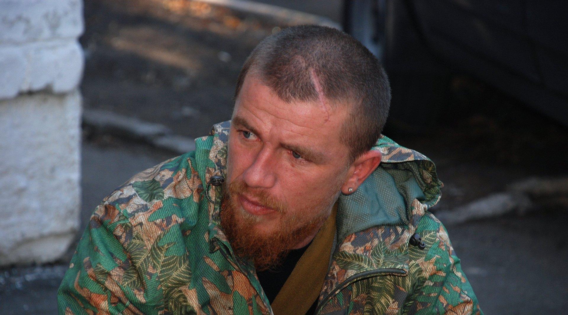 СБУ обуничтожении командира «Спарты»: Моторола совершал правонарушения против целостности Украины— Тандит
