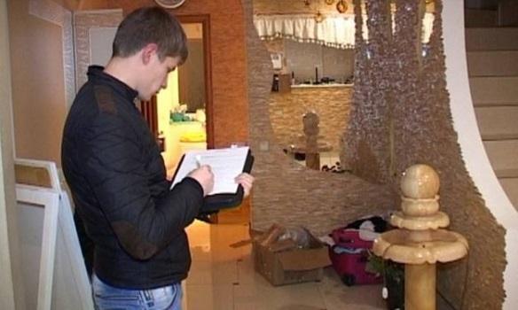 ВКиеве вооруженные злоумышленники ограбили дом бизнесмена