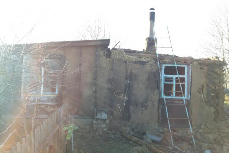 ВХарьковской области пожар убил 2-х человек