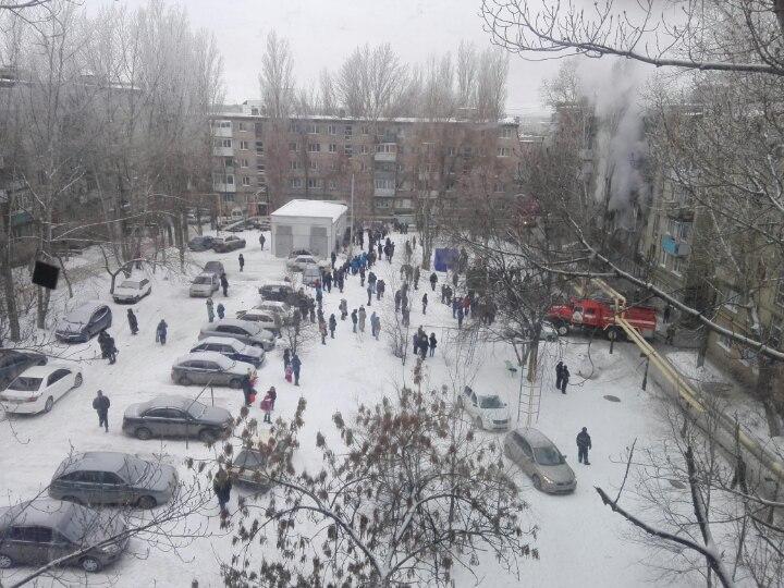 Вдоме наМосковском шоссе на100% восстановлены отопление, водоснабжение иканализация