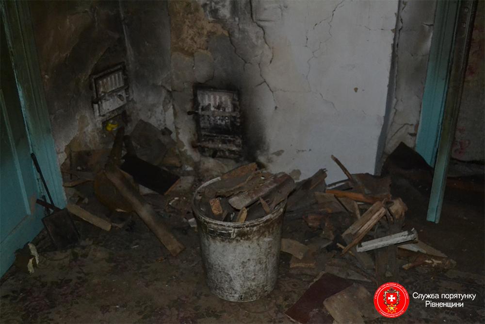 Ровенская область: наместе пожара найдено тело погибшего владельца иего супруги