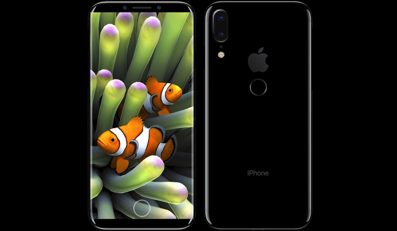 Вглобальной web-сети появилась официальная информация про iPhone 8
