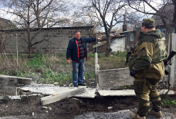 Повреждены 8 домов, один разрушен навсе 100% — Минометный обстрел Авдеевки