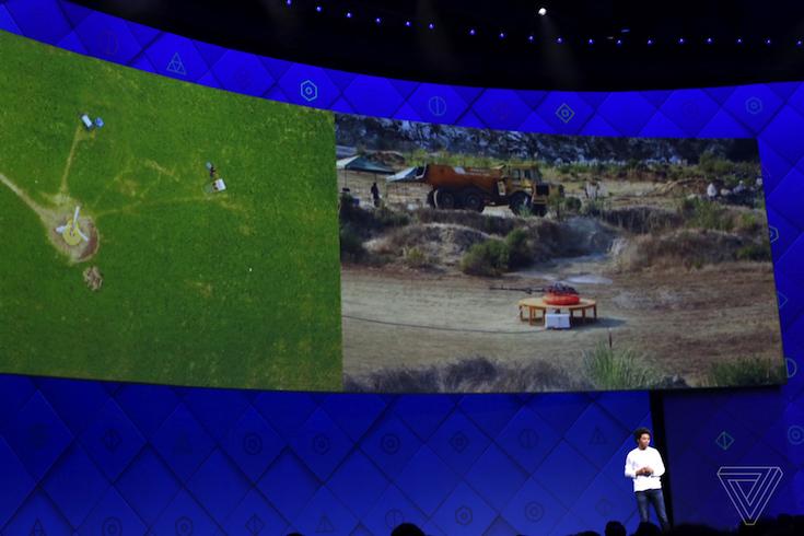 Фейсбук делает вертолет для раздачи Wi-Fi взонах катастрофы