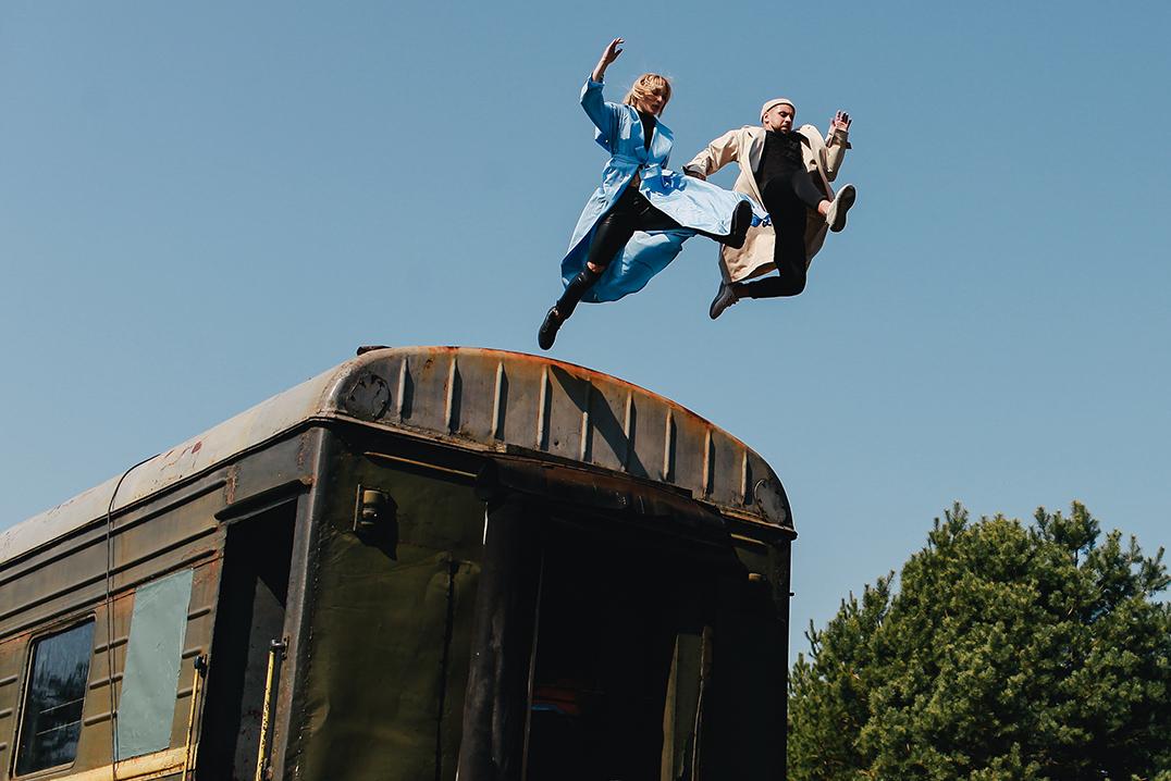 MONATIK выпустил новое танцевальное видео «УВЛИУВТ»