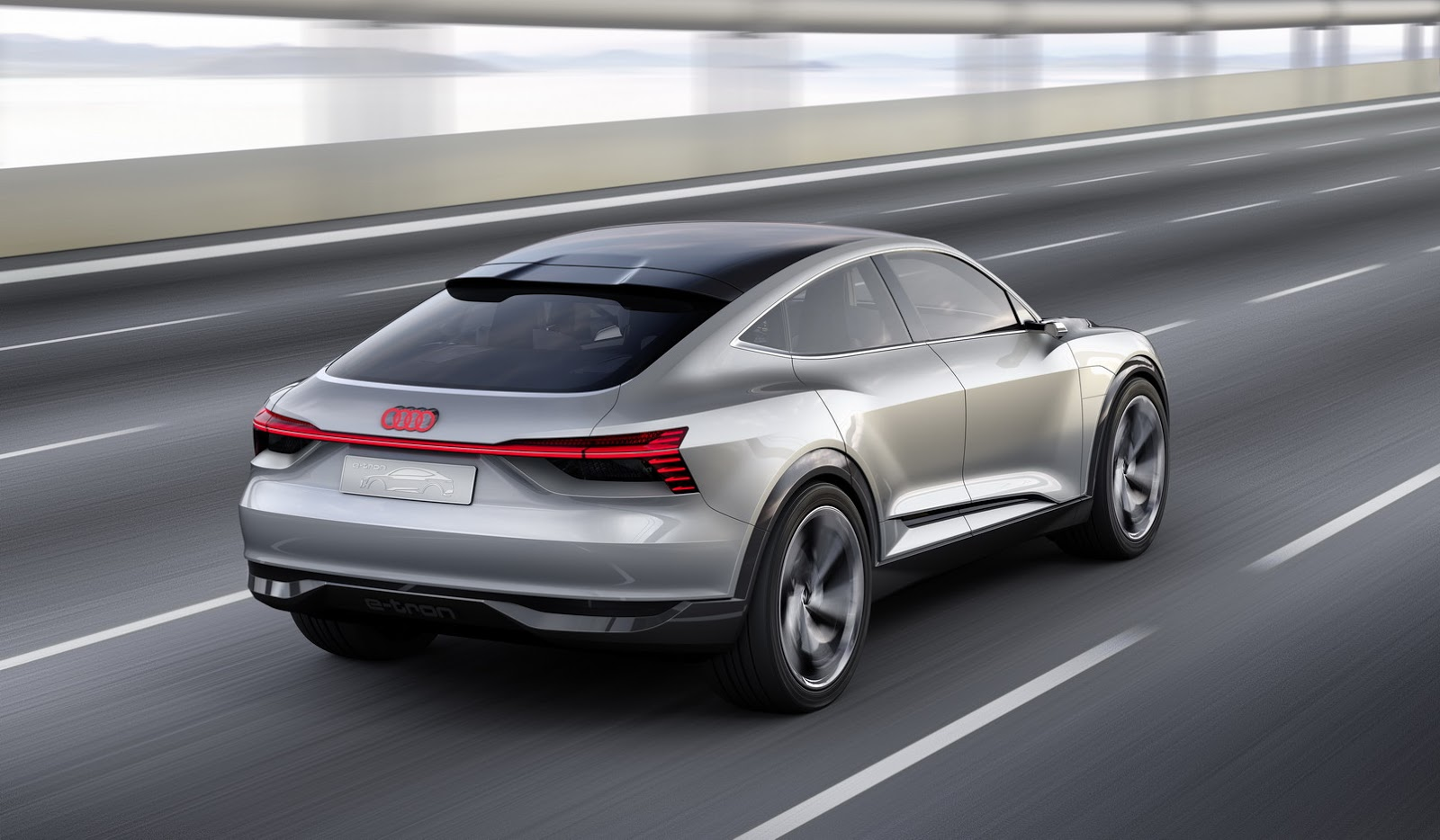 Ауди готовит конкурента бюджетному электромобилю Tesla Model 3