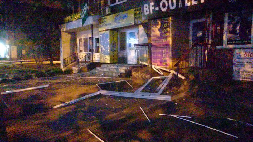 Вжилом доме Вышгорода прозвучал мощнейший взрыв. Есть пострадавшие