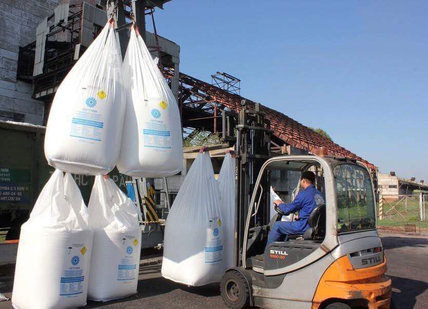 Химзаводы Фирташа возобновят производство удобрений