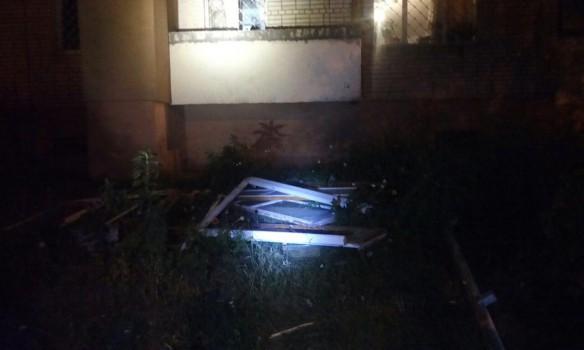 ВоЛьвове вжилом доме произошел взрыв, есть пострадавшие