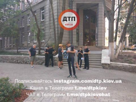 Вкиевском парке произошла стрельба