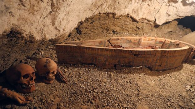 Гробница ювелира: археологи сделали крупную находку вЕгипте назападном берегу Нила