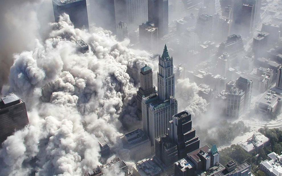 фото 11 сентября башни близнецы