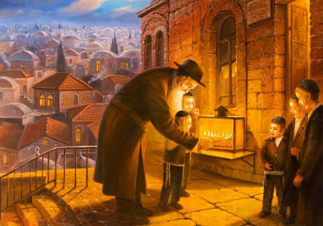 Картинка еврейский новый год в 2018 году