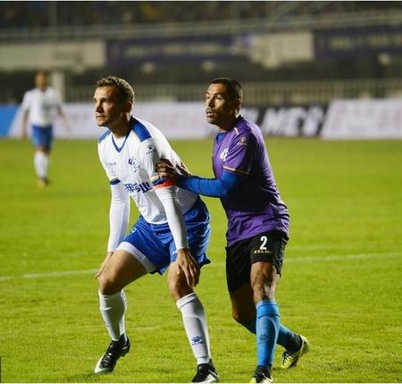 Шевченко вкачестве капитана сыграл засборную Европы против сборной мира