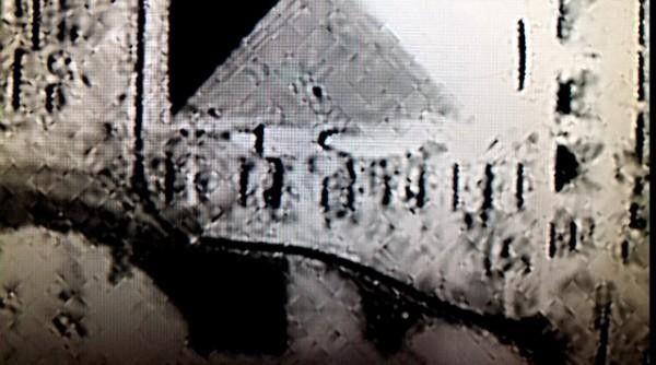 Около пирамиды Хеопса найдены объекты, схожие на огромные письмена пришельцев