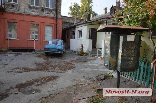 Милиция Николаева ночной взрыв гранаты квалифицировала постатье «Хулиганство»