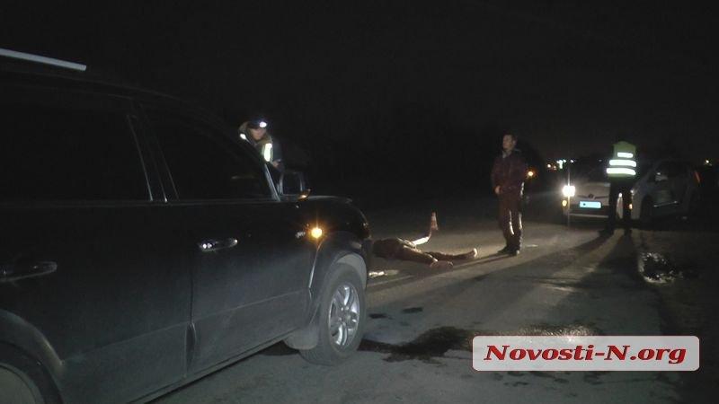 Навъезде вНиколаев «Hyundai» насмерть сбил женщину