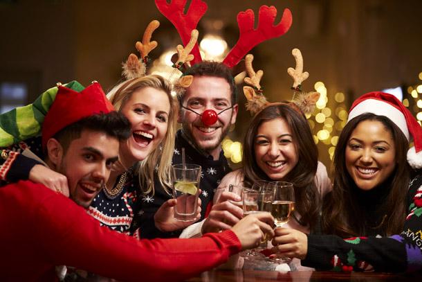 Сексуальные вечеринки на новый год