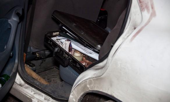 ВДнепре ножом порезали таксиста иугнали его автомобиль