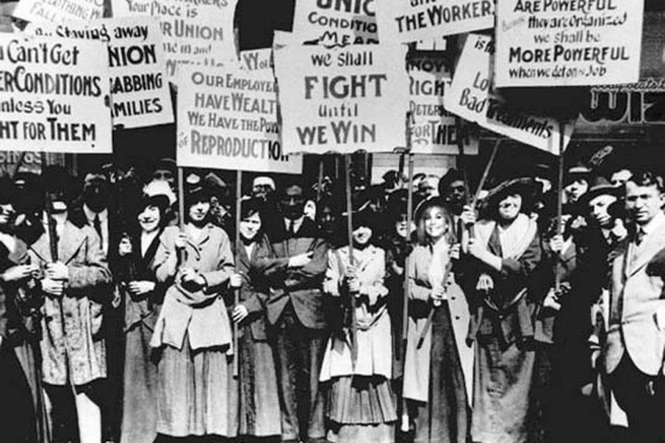 Международный женский день 8 марта - всемирный праздник с обширной историей, фото-1