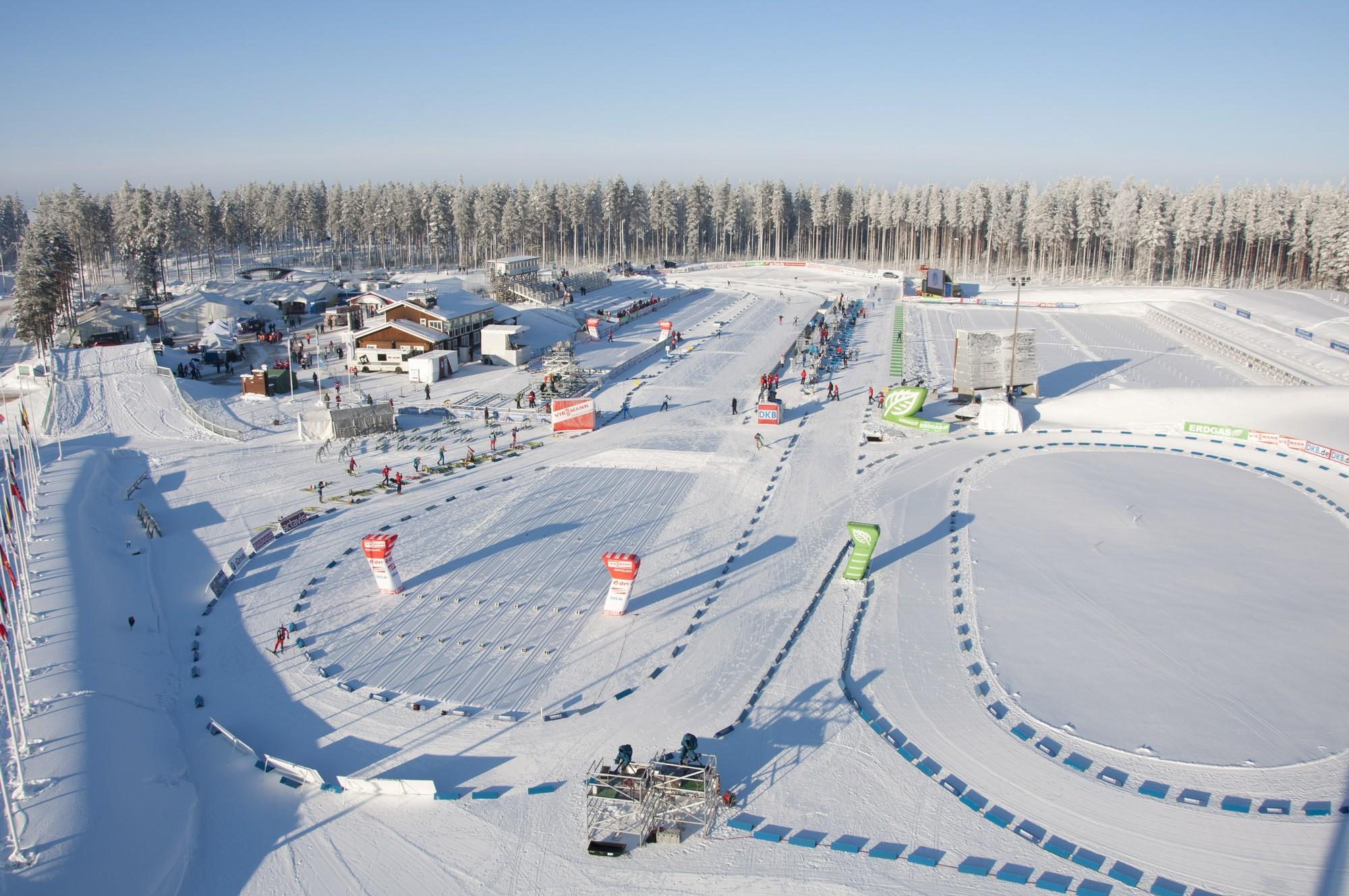 Спринт вКонтиолахти одержал победу  Шипулин, украинцы непопали втоп-50— Биатлон