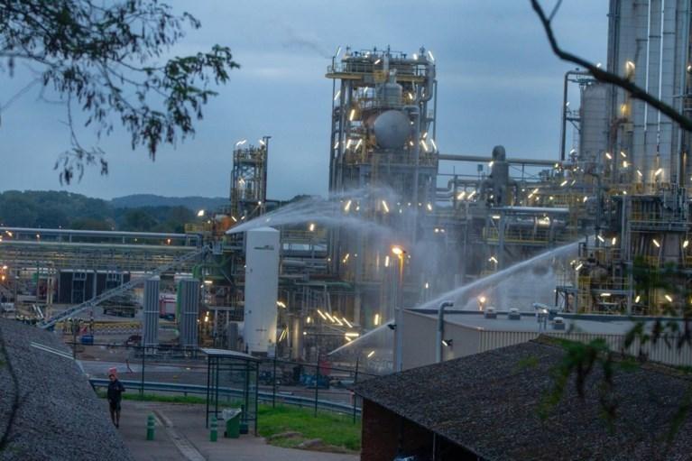 Нахимическом заводе вБельгии произошел взрыв