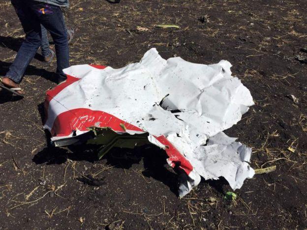 Крушение самолета в Эфиопии: появились страшные подробности
