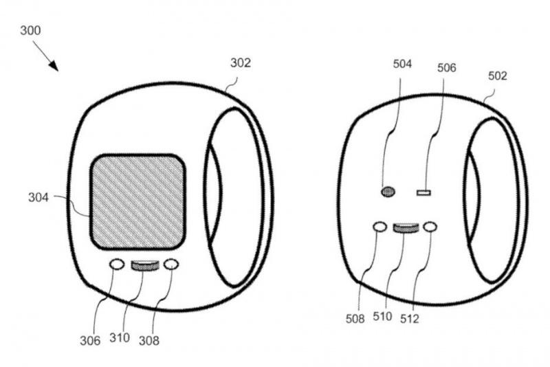 Apple начнет выпускать кольца
