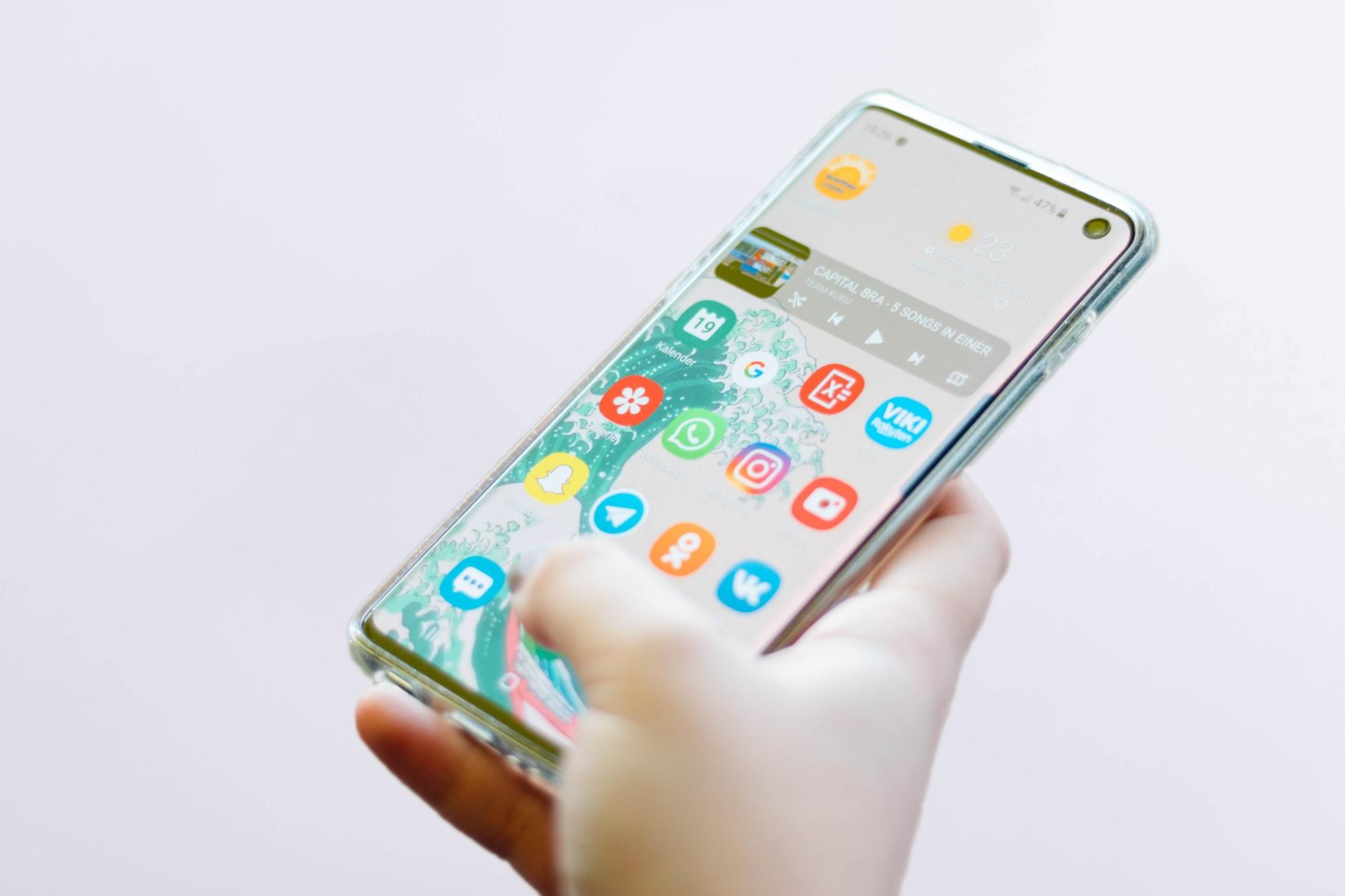 Экраны Samsung