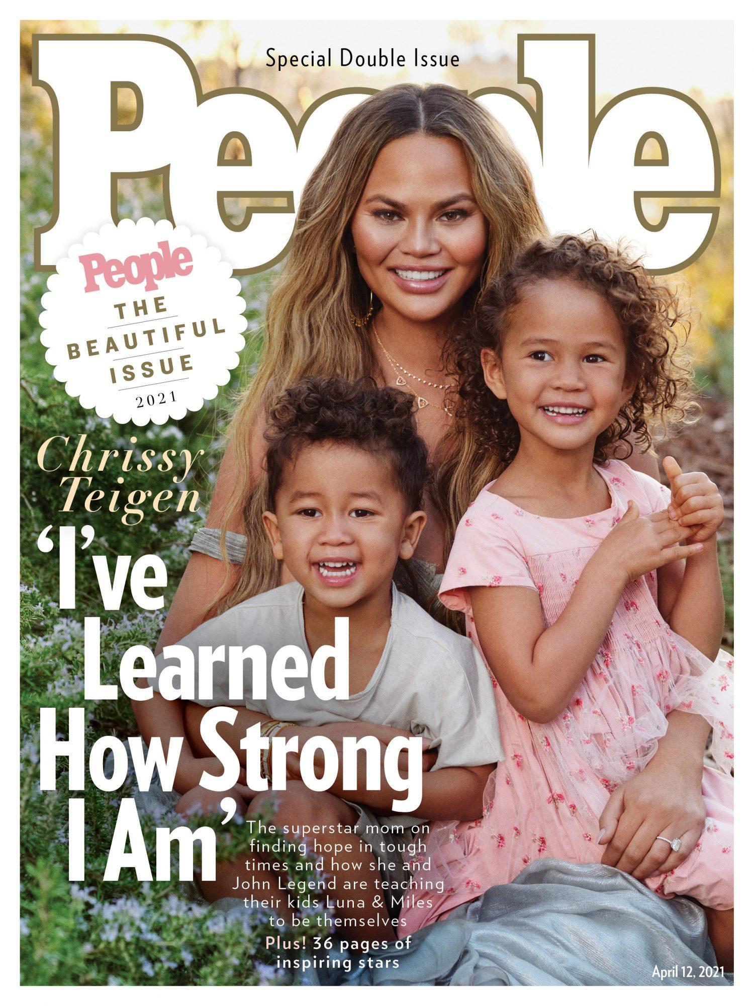 Журнал People назвал самую красивую женщину в мире