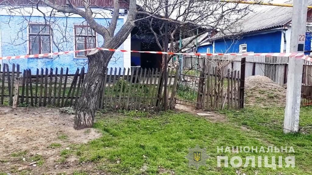 Под Одессой зарезали супругов: собака привела к бывшему сожителю погибшей