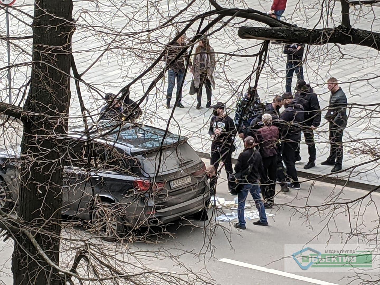 Вымогали $700 тысяч: в центре Харькова задержали рэкетиров
