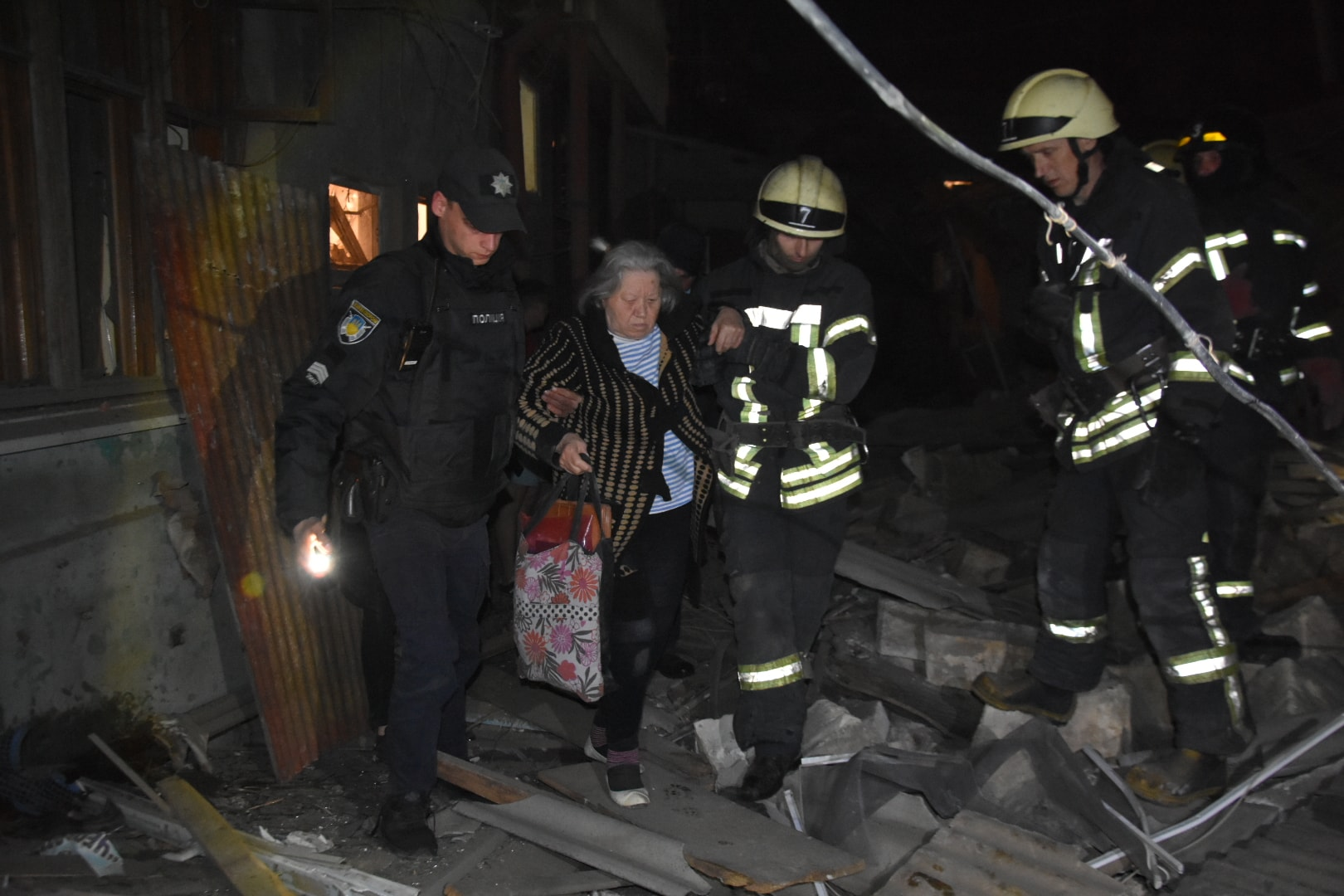 В Одессе в жилом доме взорвался газ