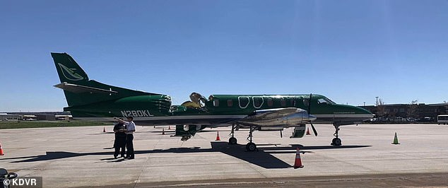 Swearingen Metroliner SA226TC авиакомпании Key Lime Air