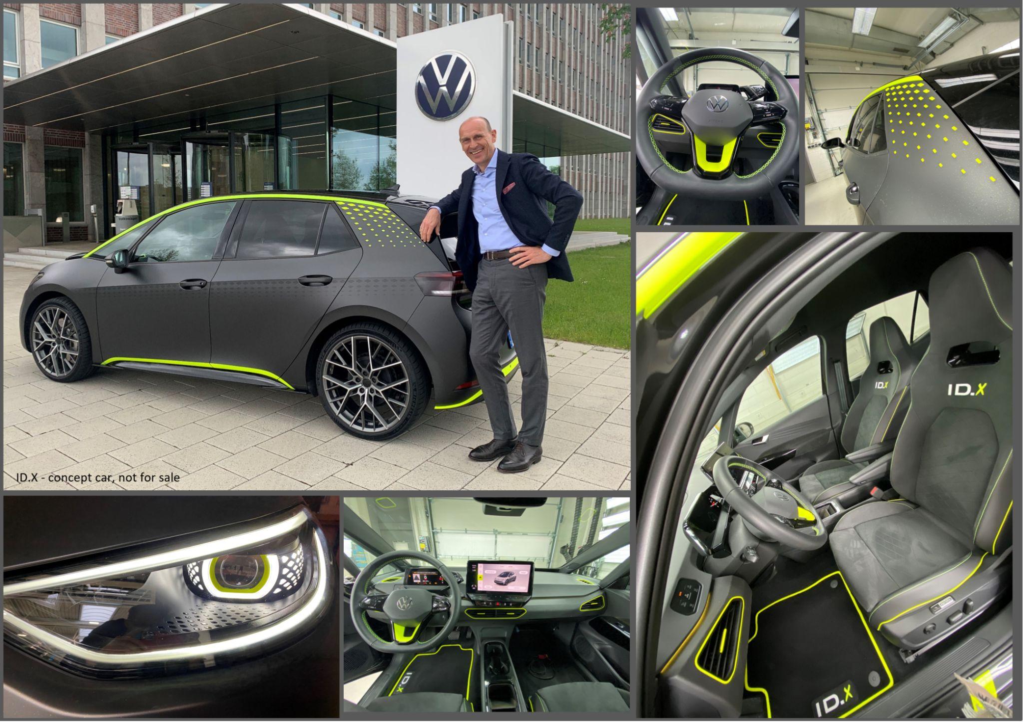 Volkswagen ID.X