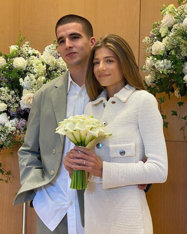 Рэпер Feduk женился на дочери известного бизнесмена