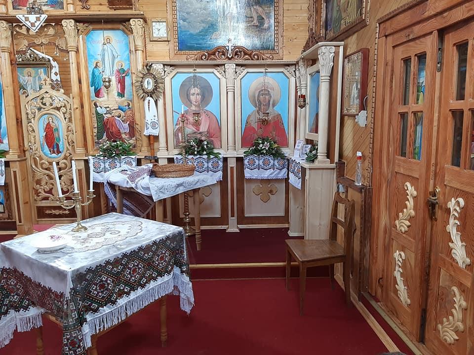 Вынесли 300-килограммовый сейф: на Закарпатье обокрали гуцульскую церковь
