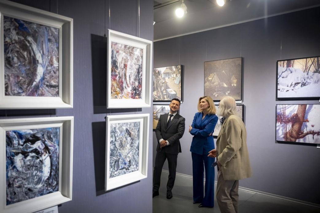 В Киеве появится центр современного искусства Ивана Марчука