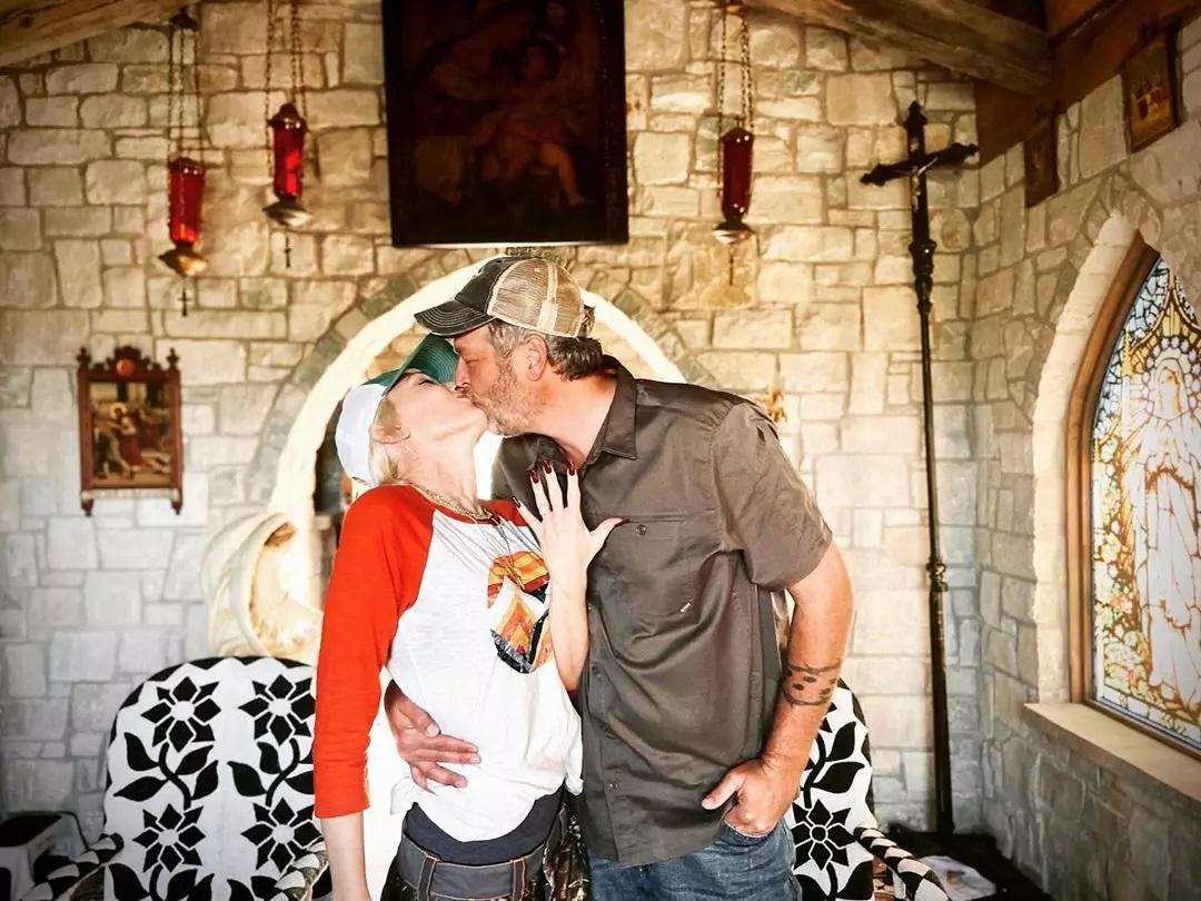 Гвен Стефани выходит замуж во второй раз (фото)