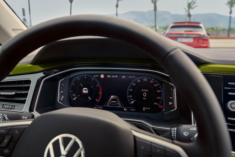 Volkswagen представил купе-кроссовер Taigo